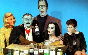 Televisieprogramma - The Munsters Wallpapers and Backgrounds ID : 439116