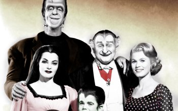 Televisieprogramma - The Munsters Wallpapers and Backgrounds ID : 439118