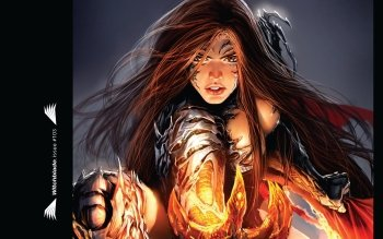 Comics - Witchblade Wallpapers and Backgrounds ID : 439450