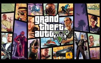 Video Game - Grand Theft Auto V Wallpapers and Backgrounds ID : 439636