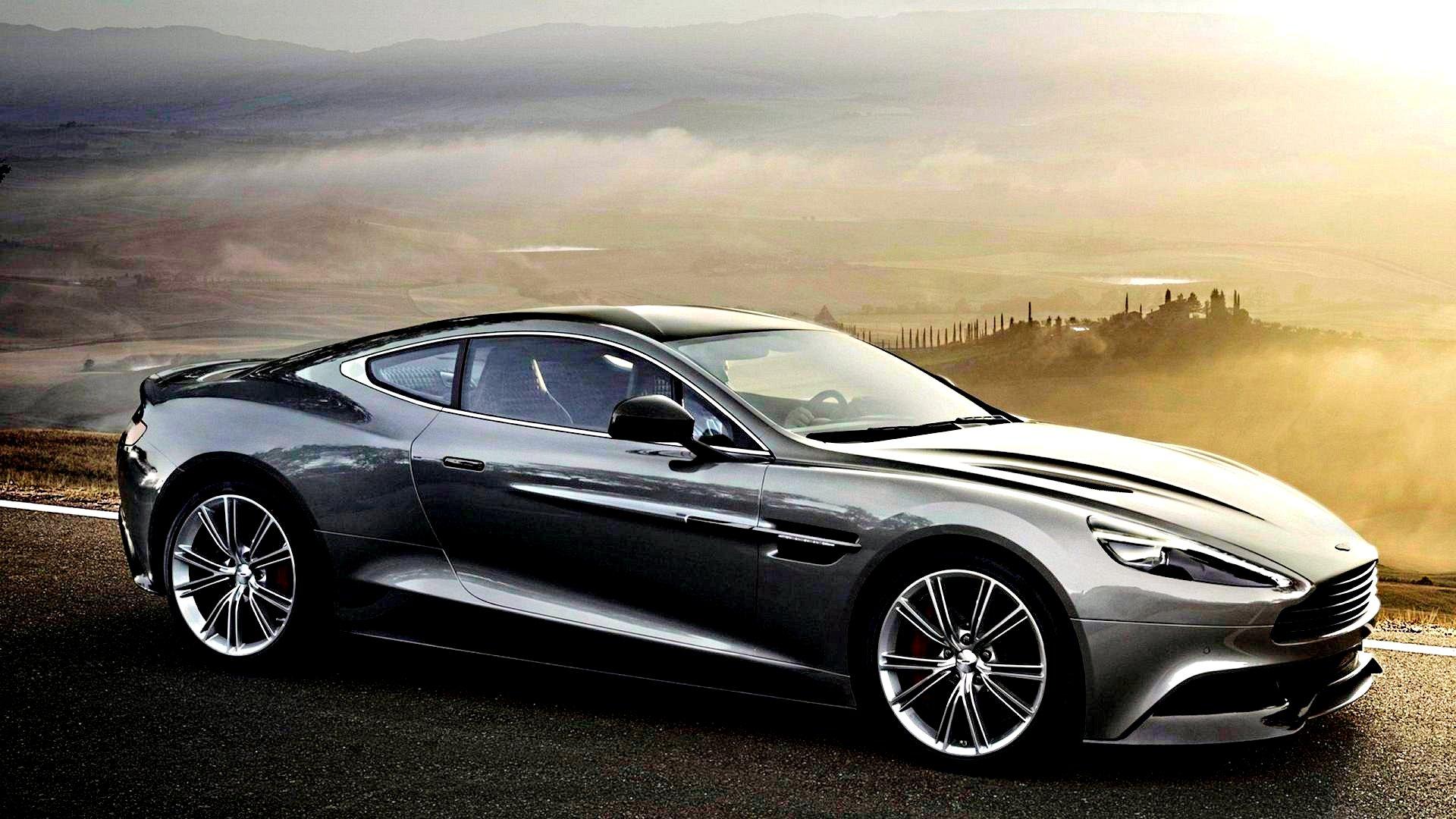 Aston Martin Vanquish Fondo De Pantalla Hd Fondo De