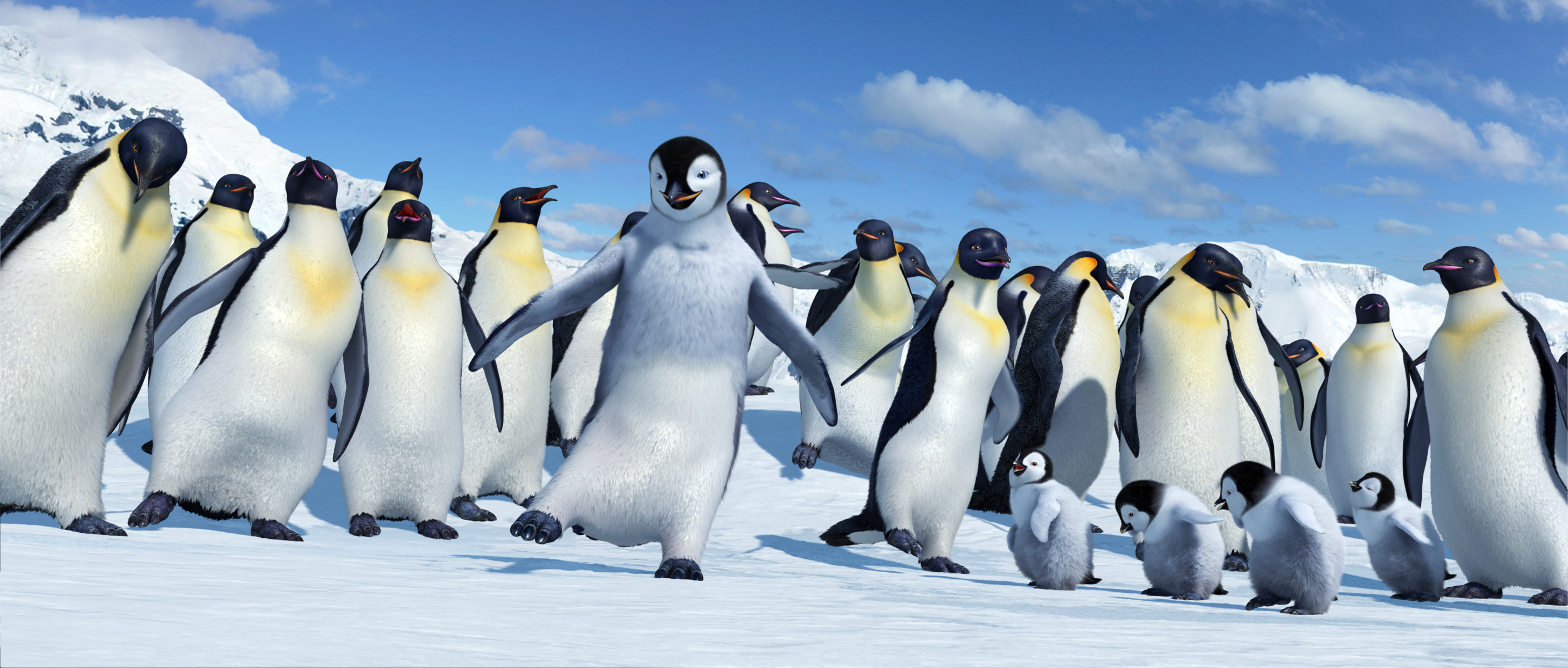 8 HAPPY FEET Wallpapers | HAPPY FEET Backgrounds