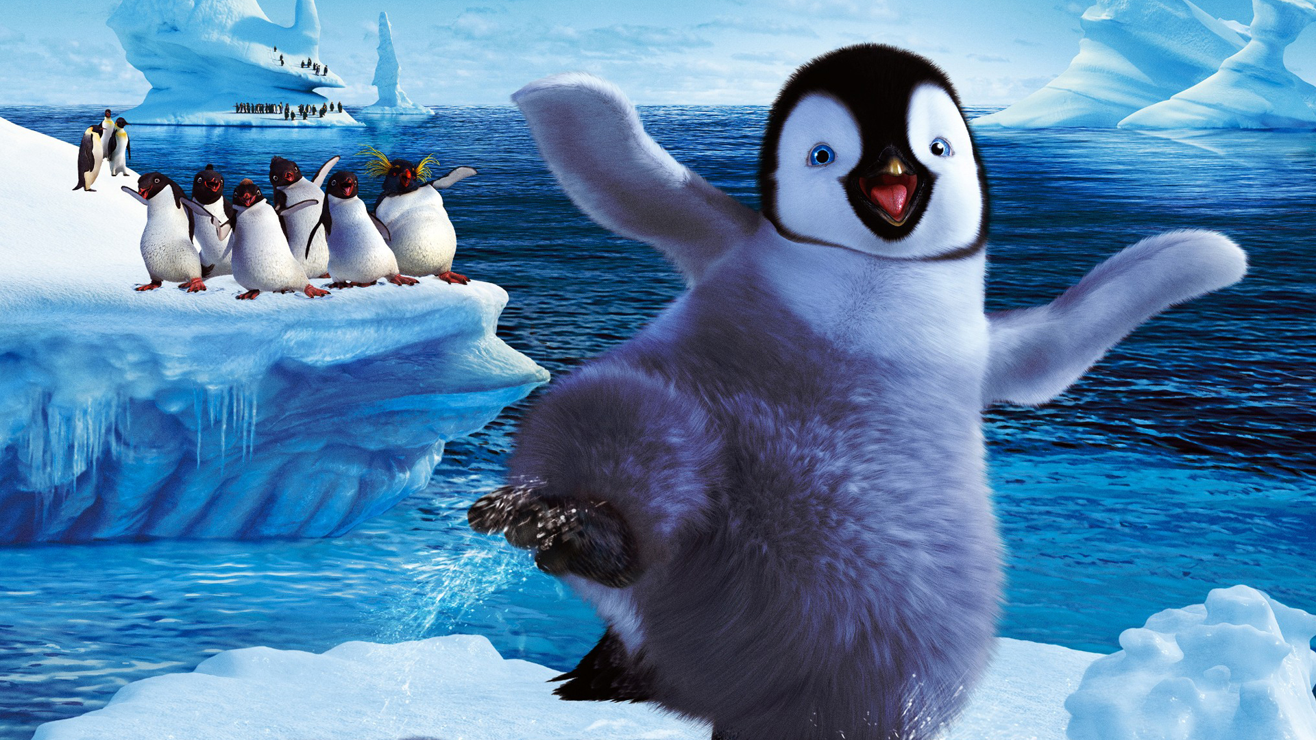 13 Happy Feet 2 Wallpapers | Happy Feet 2 Backgrounds