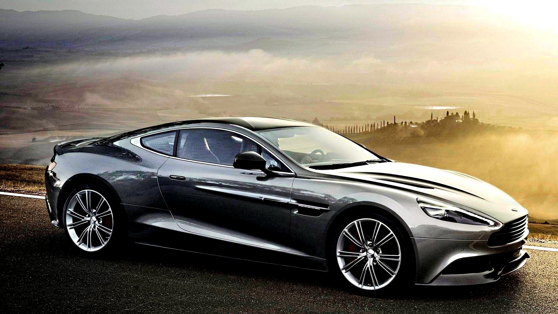 73 Aston Martin Vanquish Hd Wallpapers Background Images Wallpaper Abyss Page 3