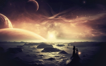 Science-Fiction - Landschaft Wallpapers and Backgrounds ID : 441283