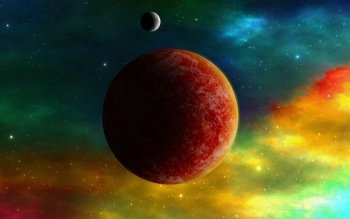 Sciencefiction - Planeten Wallpapers and Backgrounds ID : 441288