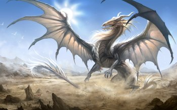 Fantasy - Dragon Wallpapers and Backgrounds ID : 441572