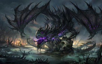 Fantasy - Dragon Wallpapers and Backgrounds ID : 441584