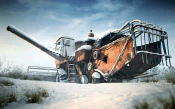 Vehicles - Harvester Wallpapers and Backgrounds ID : 441633