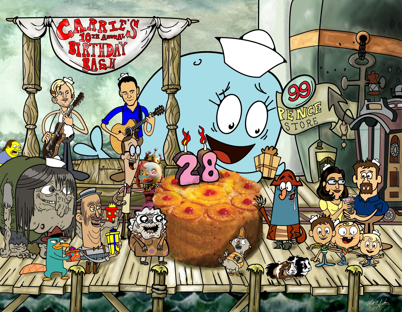 Papel De Parede Cartoon: Flapjack Full HD Papel De Parede And Planos De Fundo