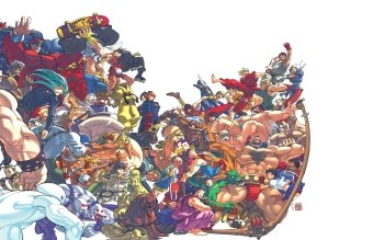 Video Game - Street Fighter Wallpapers and Backgrounds ID : 442537