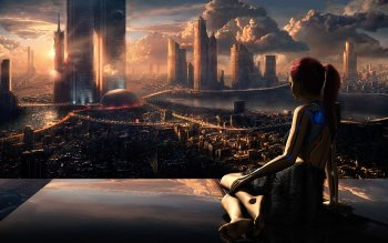 Science-Fiction - Großstadt Wallpapers and Backgrounds ID : 442794