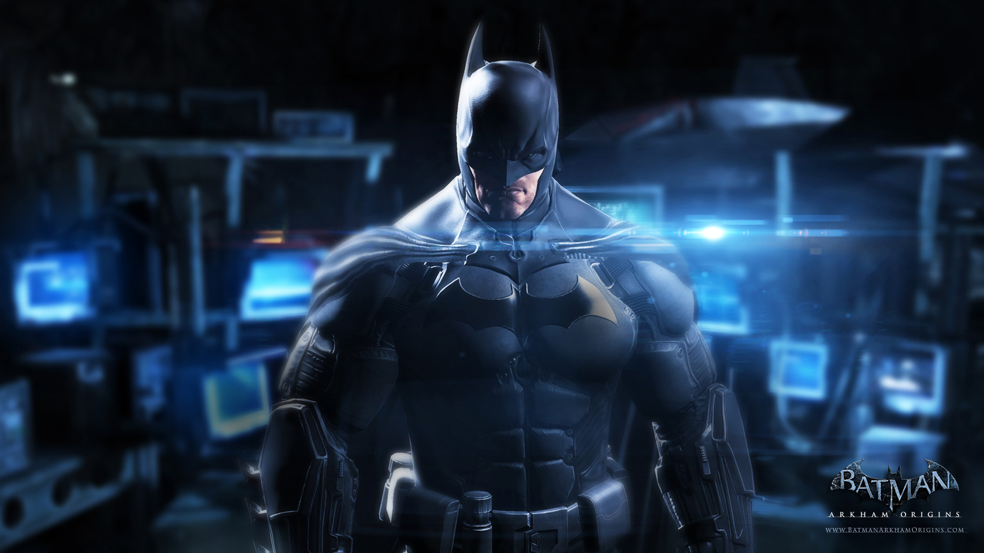 batman arkham origins computer wallpapers desktop