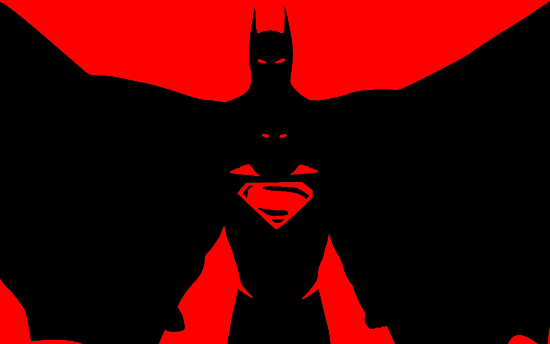 Batman Superman Full HD Wallpaper And Background Image