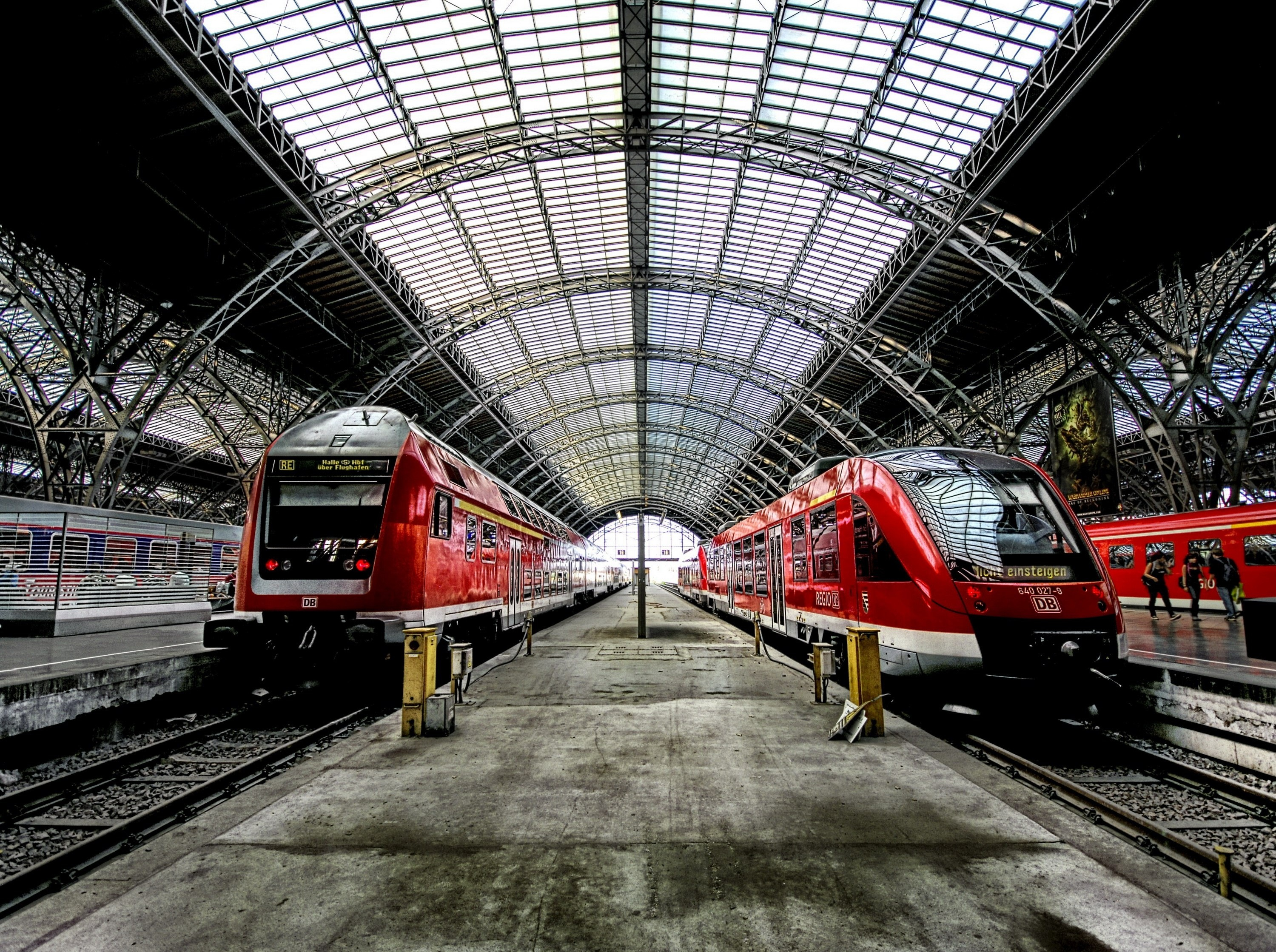 21 Train Station Hd Wallpapers Background Images