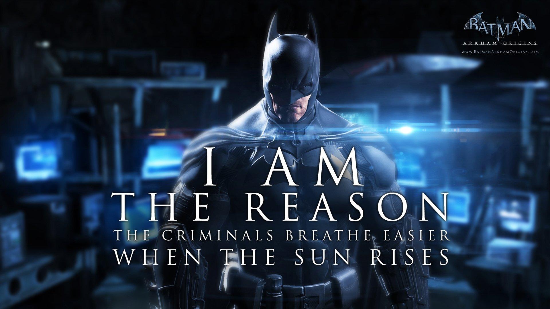 Batman: Arkham Origins HD Wallpaper