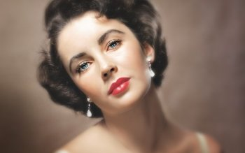 Celebrity - Elizabeth Taylor Wallpapers and Backgrounds ID : 443042
