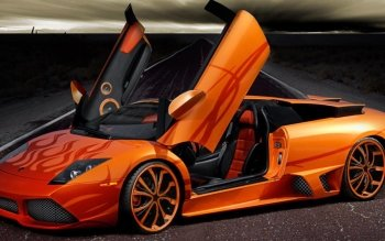 Vehicles - Lamborghini Wallpapers and Backgrounds ID : 443237