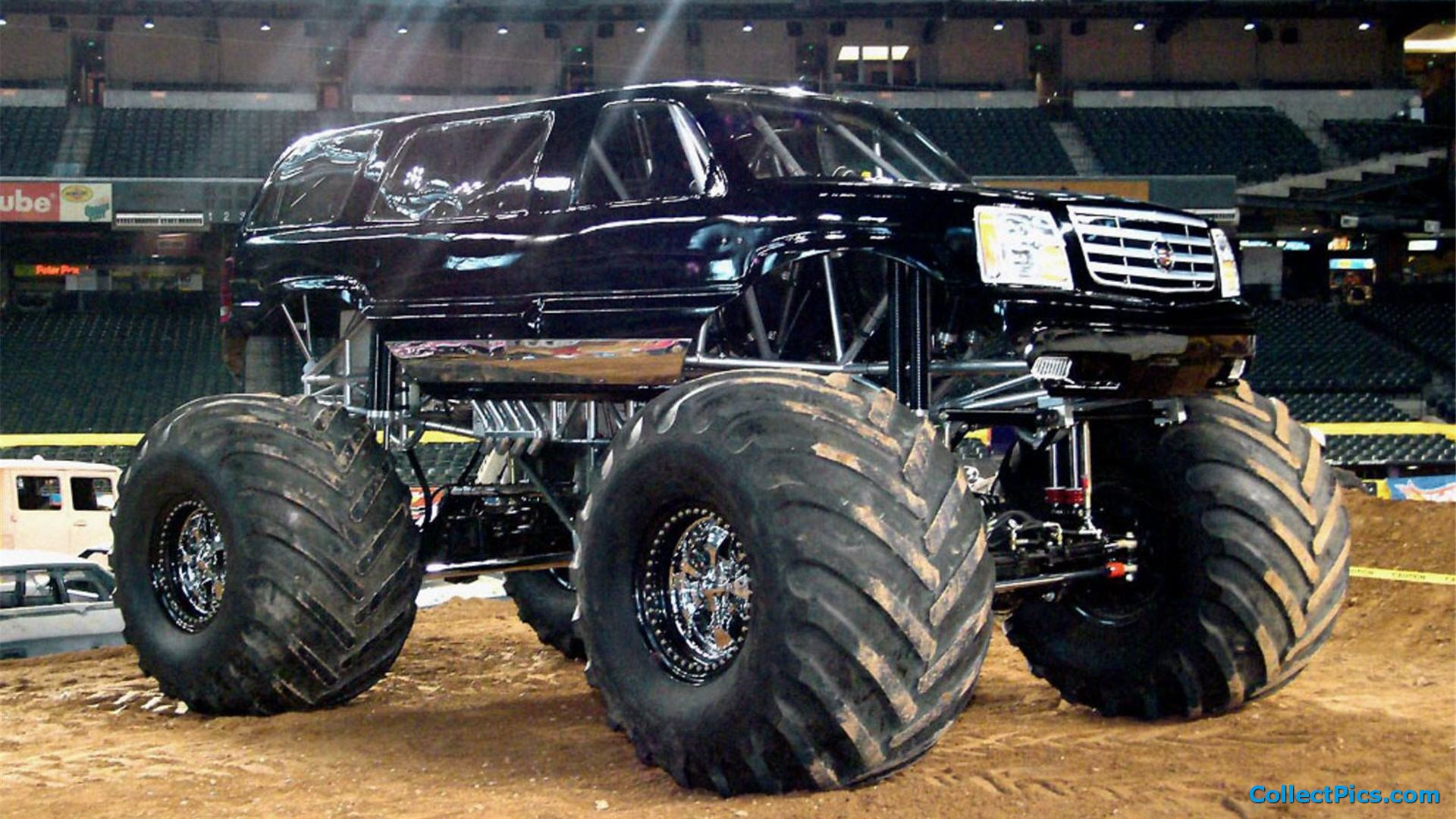 monster truck wallpapers free wallpapers background