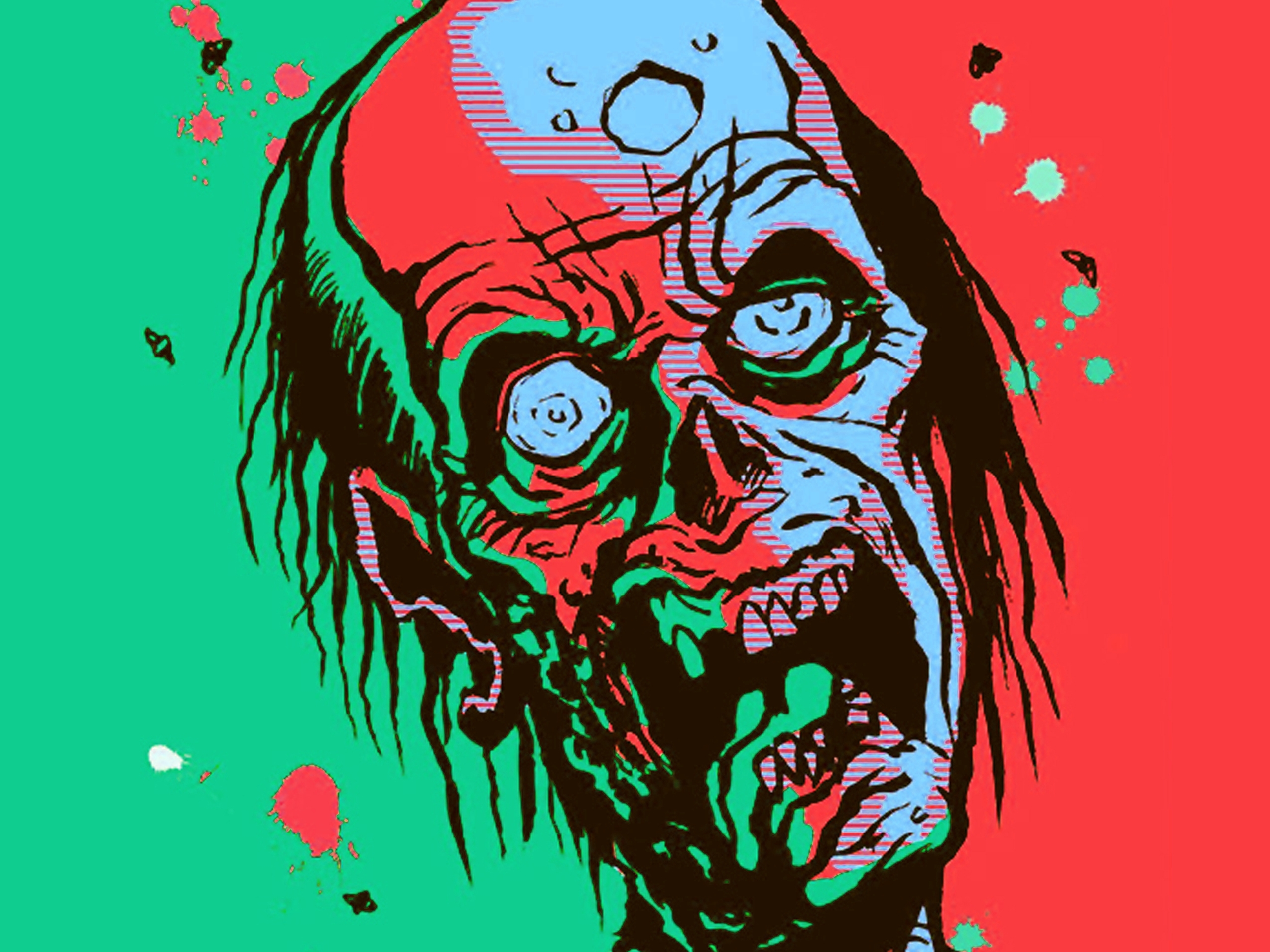 Zombie Computer Wallpapers Desktop Backgrounds