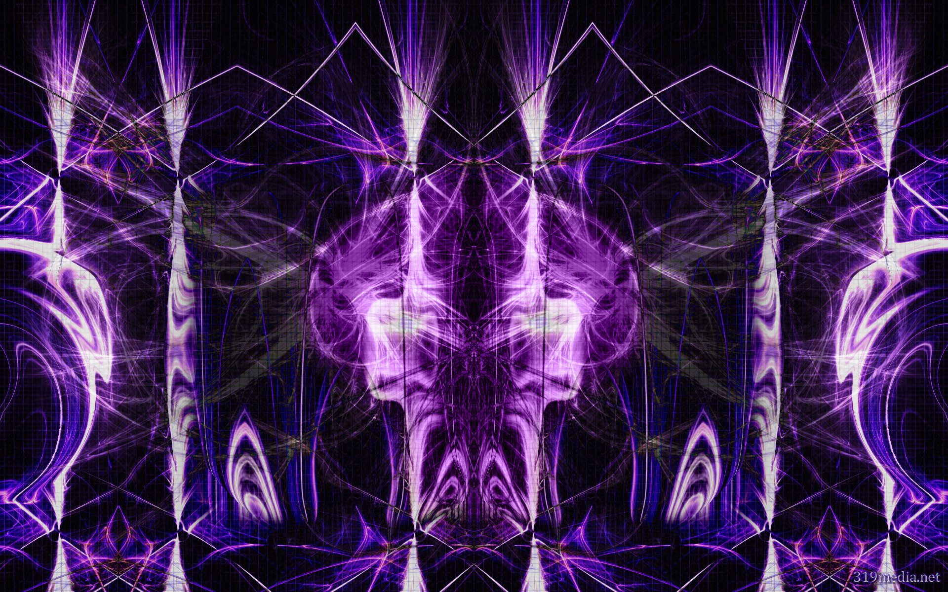 Purple And Black Skull Background | www.imgkid.com - The ...