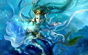 Fantasy - Mermaid Wallpapers and Backgrounds ID : 444609