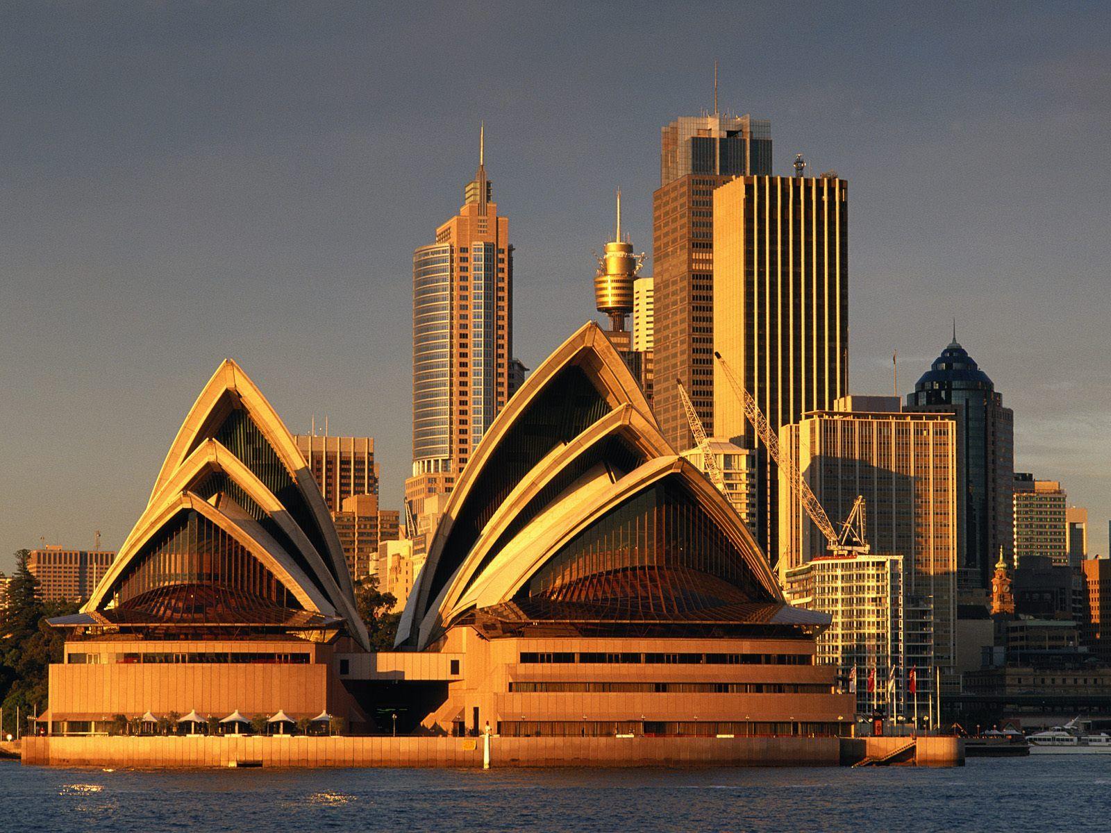 Sydney Opera House     445349