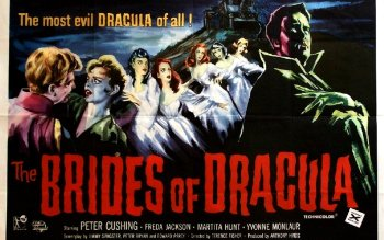 Films - The Brides Of Dracula Wallpapers and Backgrounds ID : 445376