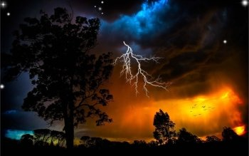 Photography - Lightning Wallpapers and Backgrounds ID : 445384