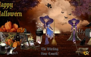 Giorno Festivo - Halloween Wallpapers and Backgrounds ID : 445474
