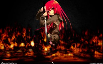 Anime - Shakugan No Shana Wallpapers and Backgrounds ID : 445549
