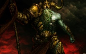 Fantasy - Warrior Wallpapers and Backgrounds ID : 445867