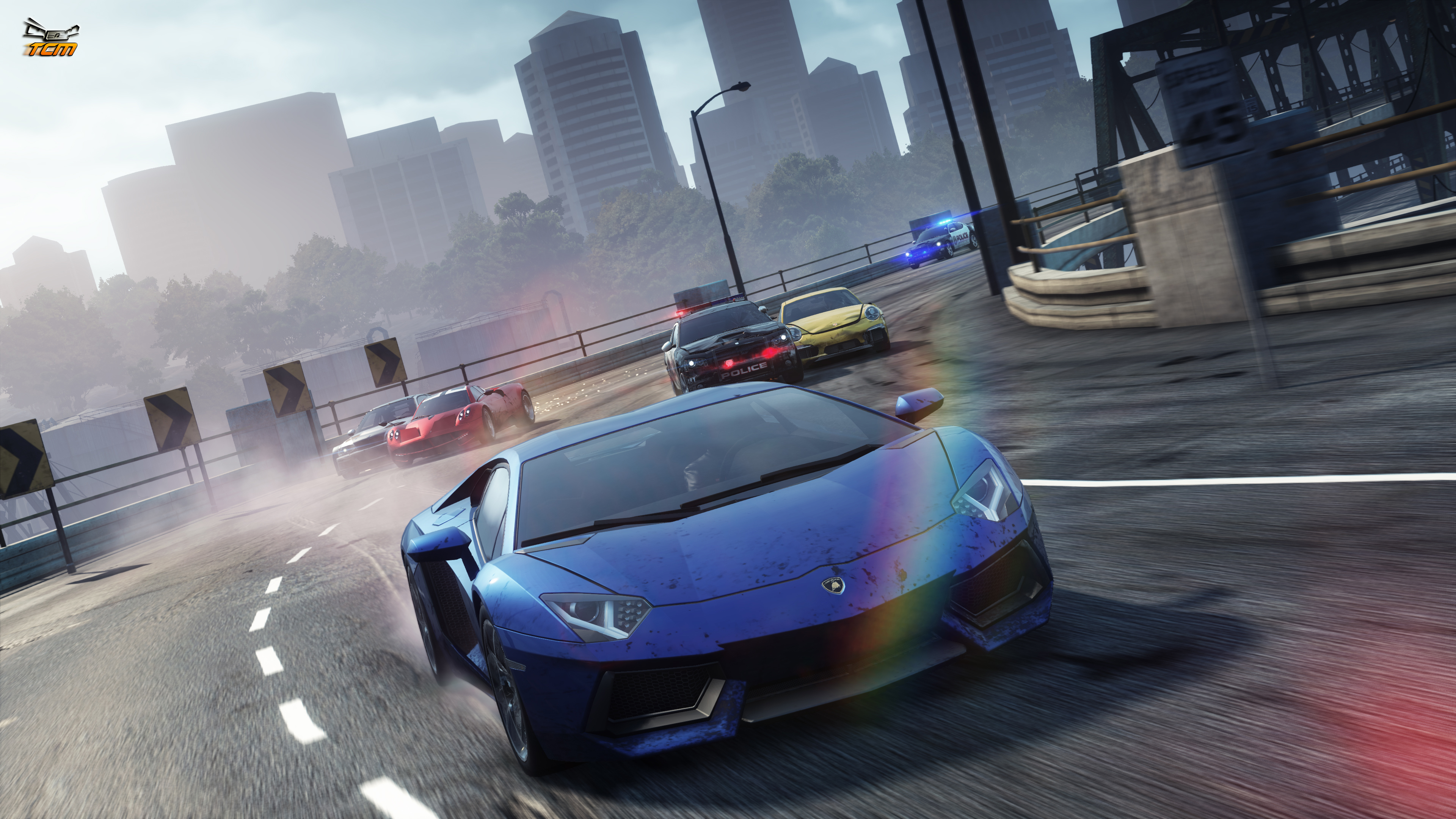 Need for speed most wanted 4k ultra hd wallpaper and Nfs most wanted para pc