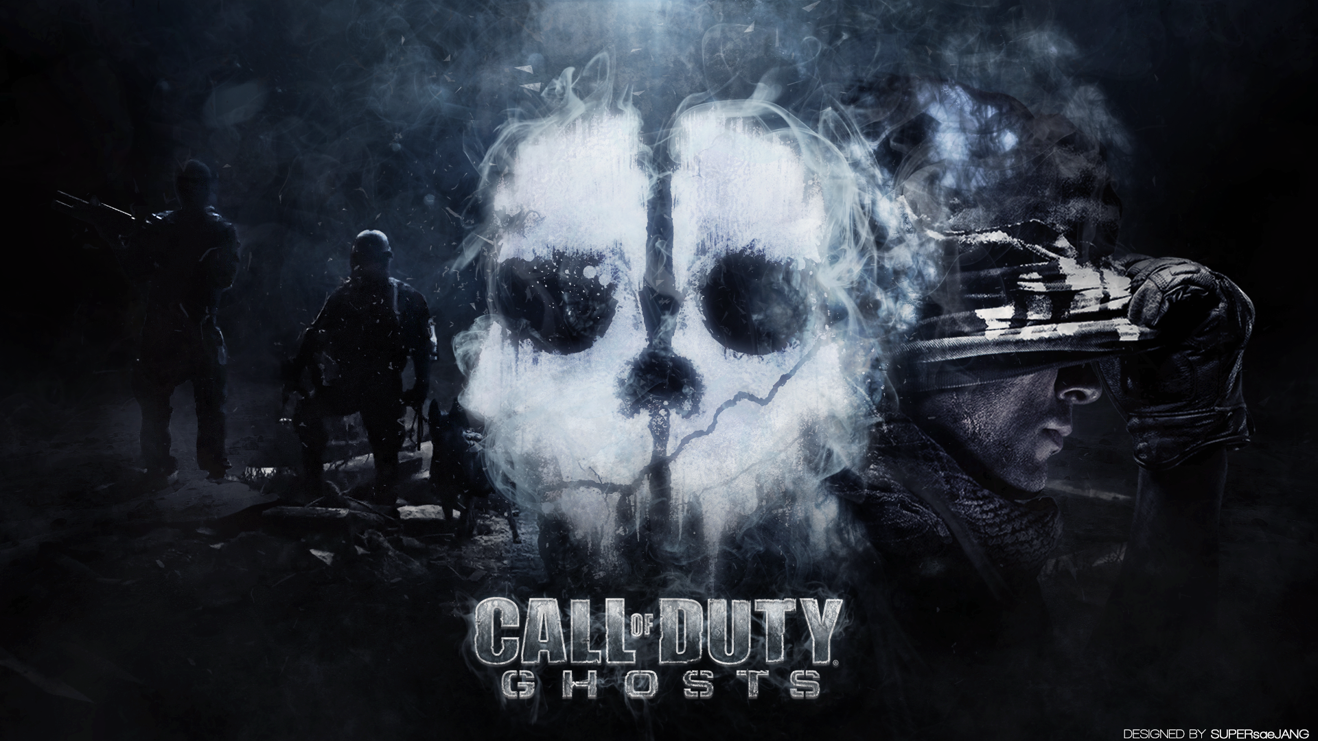 Call of Duty: Ghosts HD Wallpaper | Background Image ...