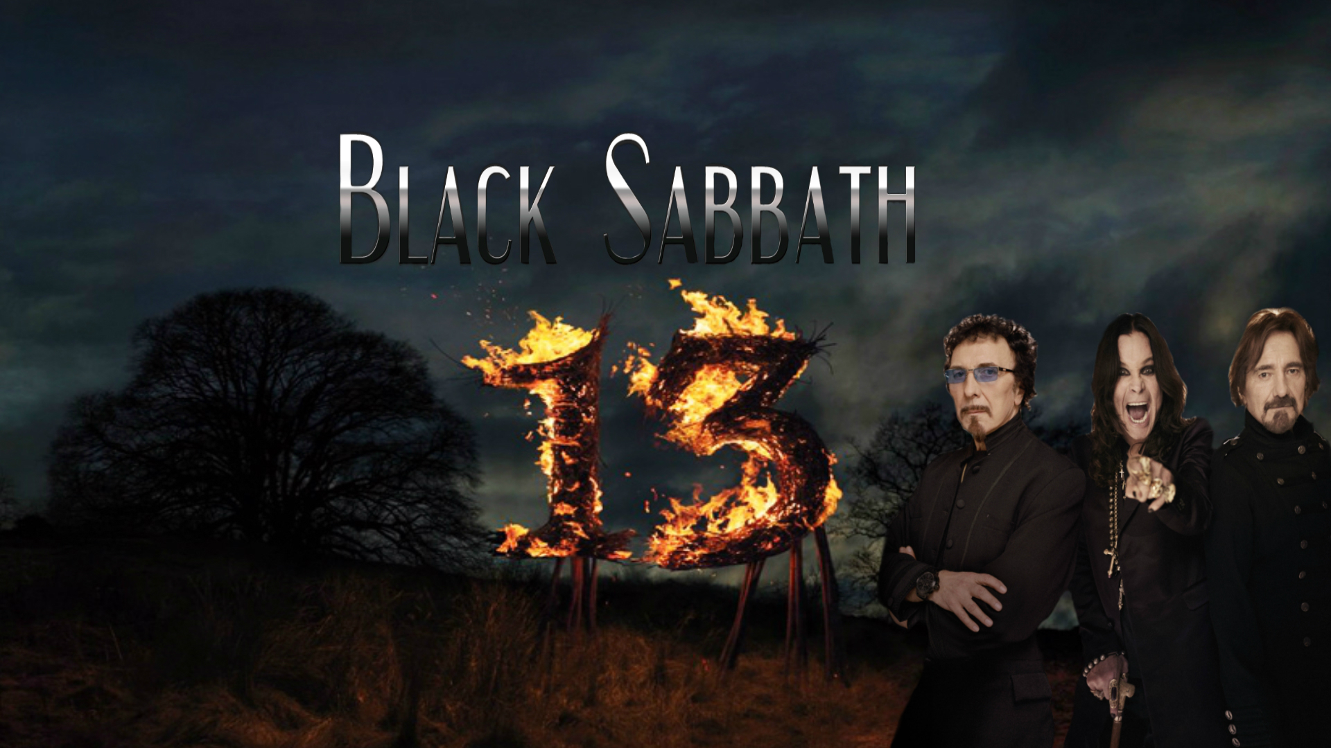 Black Sabbath Full Hd Wallpaper And Background Image