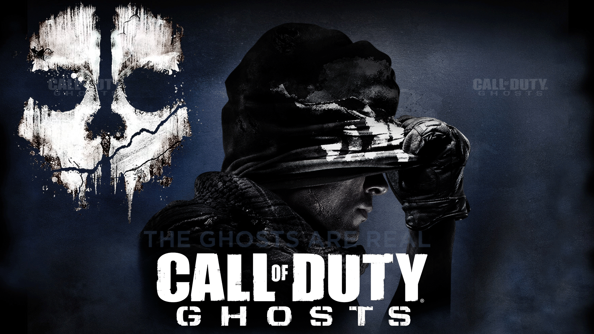 Call of Duty Ghosts HD Wallpapers Backgrounds Wallpaper