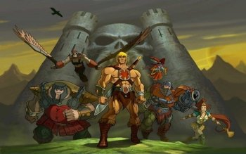 Cartoon - He-Man And The Masters Of The Universe Wallpapers and Backgrounds ID : 446503
