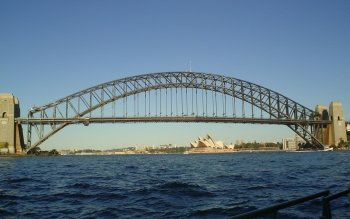 Hecho Por El Hombre - Sydney Harbour Bridge Wallpapers and Backgrounds ID : 446522