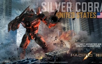Movie - Pacific Rim Wallpapers and Backgrounds ID : 446856