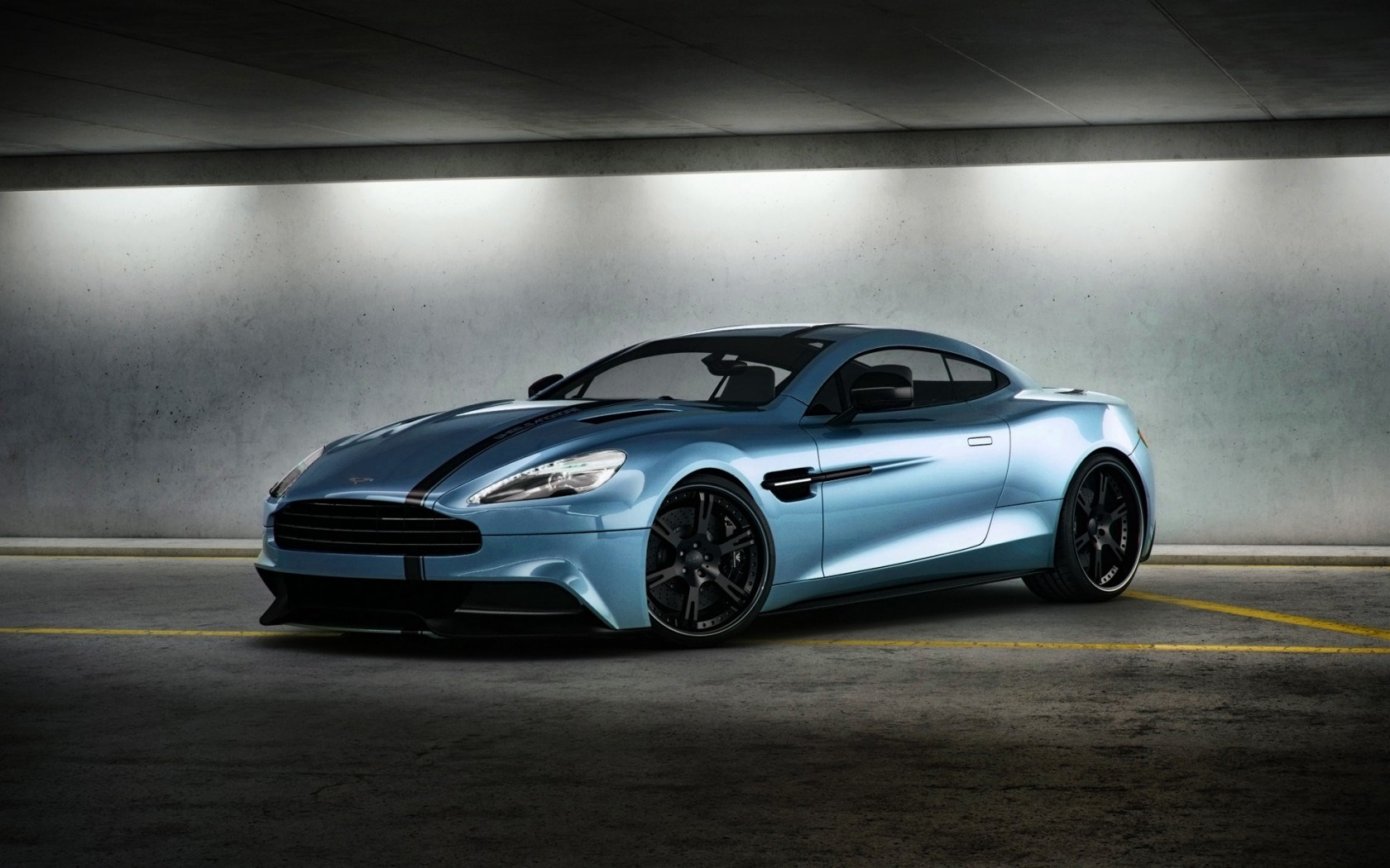 Aston martin vanquish wallpaper and background image 1680x1050 wallpapers id447686 publicscrutiny Image collections