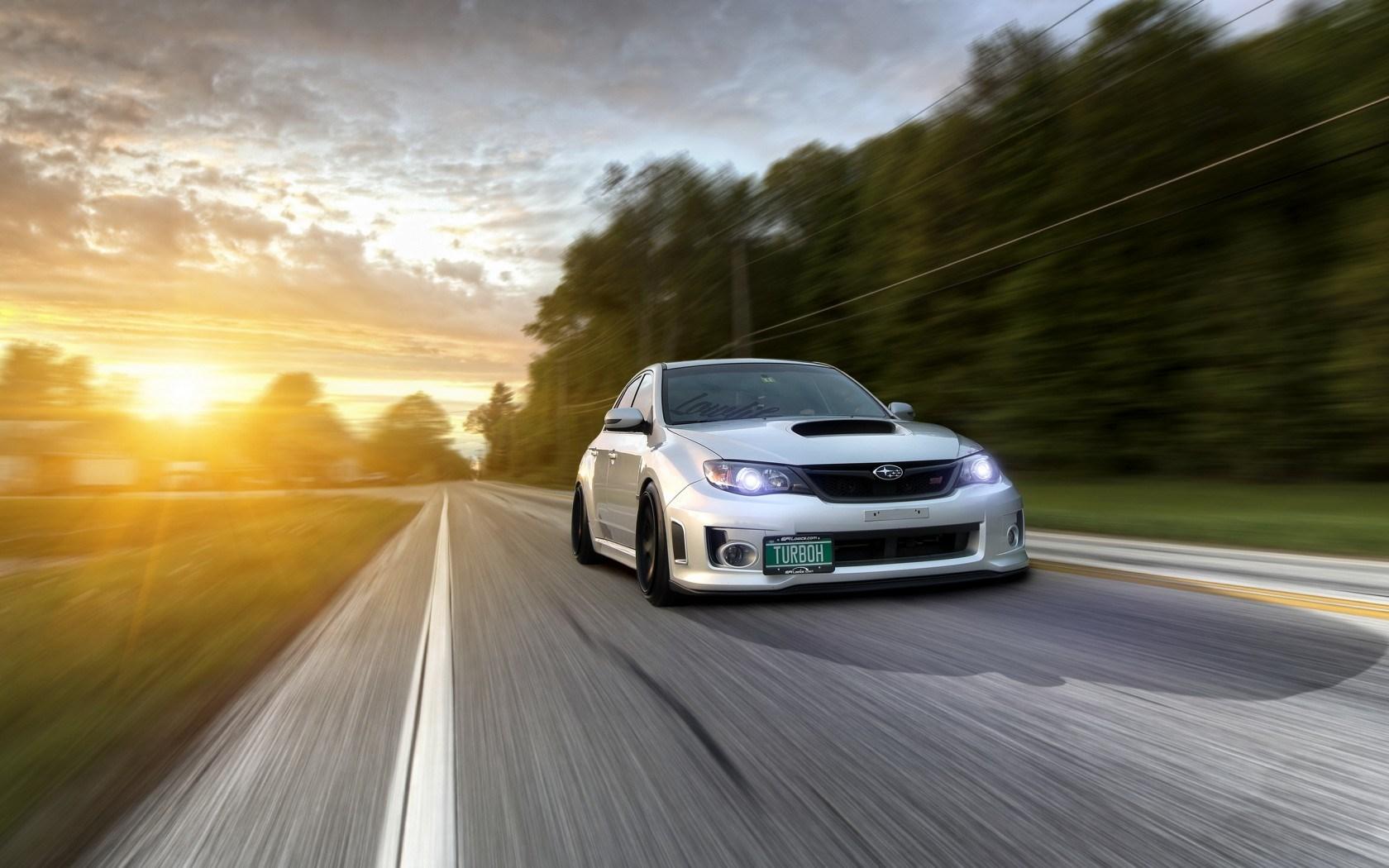 Subaru Impreza Wallpaper and Background 1680x1050 ID