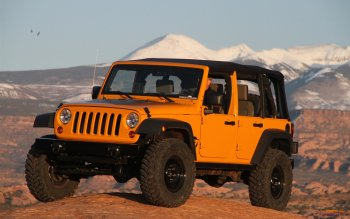 Vehicles - Jeep Wallpapers and Backgrounds ID : 448871