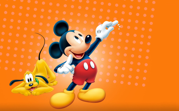 Movie Disney Mickey Mouse Pluto HD Wallpaper | Background Image