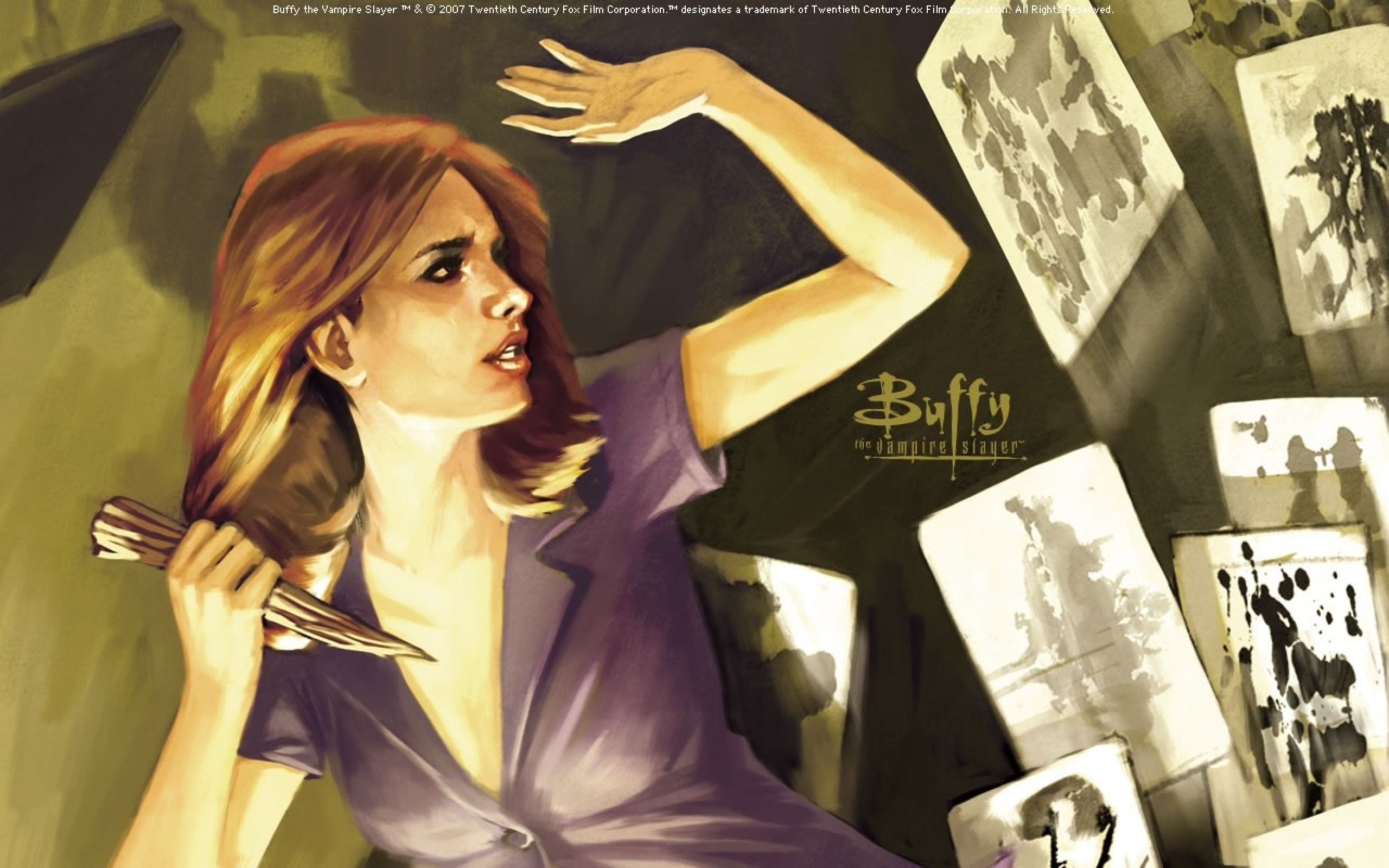 Buffy The Vampire Slayer Full HD Wallpaper and Background ...