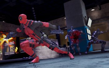 Video Game - Deadpool Wallpapers and Backgrounds ID : 449271