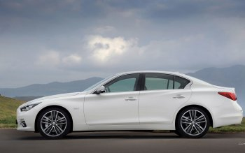 Vehicles - 2014 Infiniti Q50 Wallpapers and Backgrounds ID : 449813
