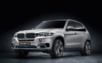 Vehicles - 2013 BMW X5 EDrive Concept Wallpapers and Backgrounds ID : 449955