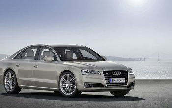 Vehicles - 2014 Audi A8 L Wallpapers and Backgrounds ID : 449971