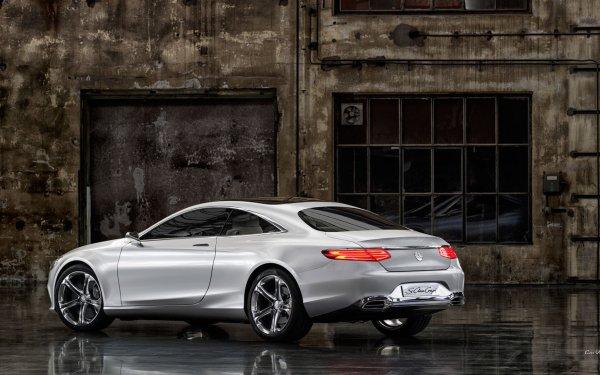 Vehicles Mercedes-Benz S-Class Coupe Mercedes-Benz Mercedes-Benz S-Class HD Wallpaper   Background Image
