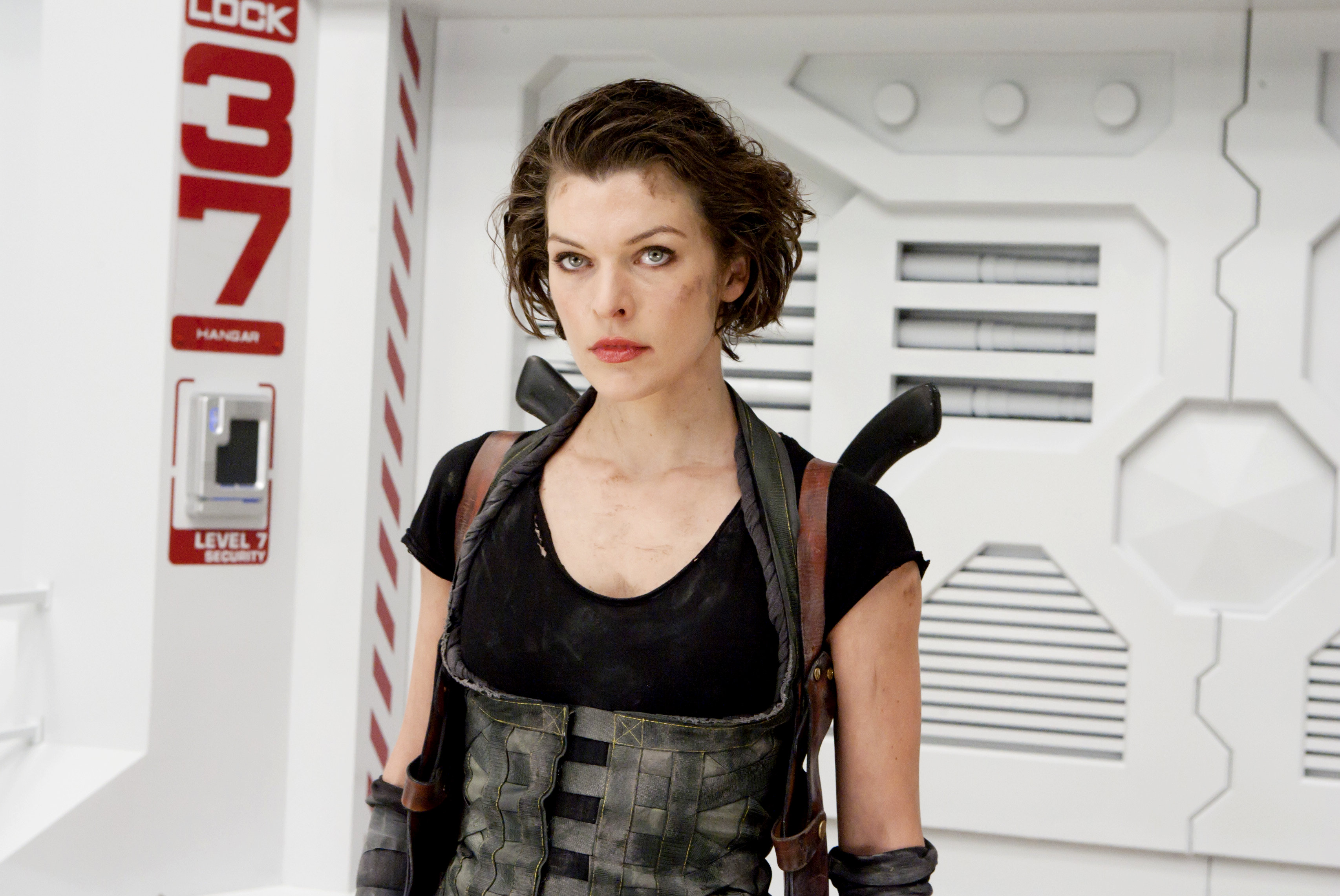 Ruby Rose 4 Others Join Cast Of Resident Evil The Final: Resident Evil: Afterlife Full HD Wallpaper And Background